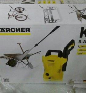 Минимойка karcher k2 basic