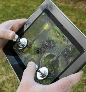Экранный джойстик для планшета