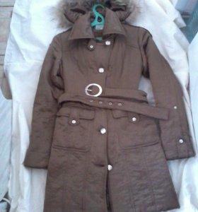 Пальто - куртка (синдипон)