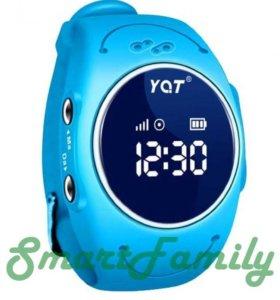 GPS часы для детей Smart Baby Watch W8 / GW300s