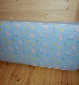 ортопедический матрас в детскую кроватку