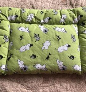 подушка с 6мес