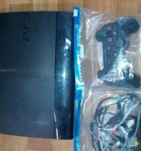Игровая приставка Sony PlayStation 3 CECH-4008C