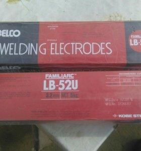 Электроды ЛБ. 3.2 и 2.6