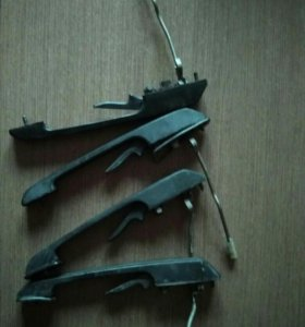 Дверные ручки