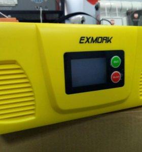 Источник бесперебойного питания Exmork 300W DC12V