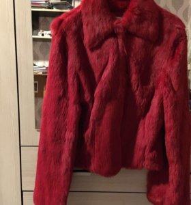 Продам полушубок-куртку