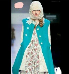 Пальто дизайнерское