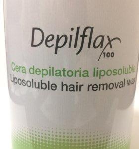 Теплый жирорастворимый воск для удаления волос