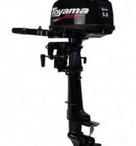 Лодочные моторы Toyama T5.8BMS (новые)