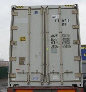 Рефконтейнер ALLU 1118675