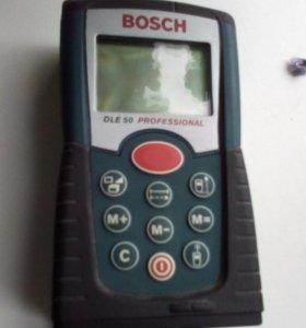 Лазерный дальномер Bosch DLE 50 0.601.016.000