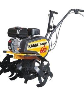 Мотокультиватор Кама МВК-651