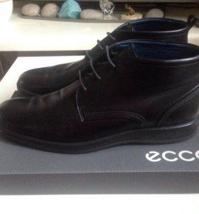 Обувь мужская , ботинки , ECCO