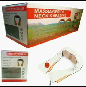 Massager of neck kneading.