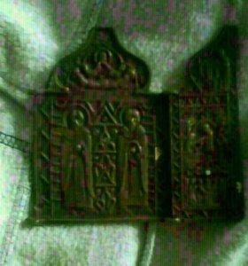 Икона, крестик