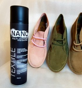 Антигрязь! Nanoreflector для обуви и одежды!