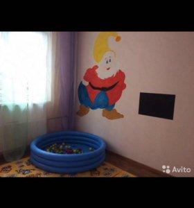 Домашний детский сад(готовый бизнес)