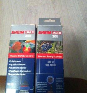 """Нагреватель воды для аквариума Eheim """"Jager"""", 300"""