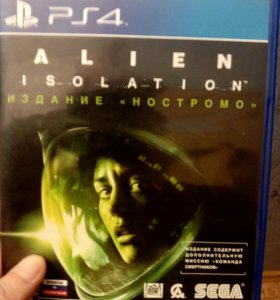 2 Alien: Isolation (ps4)