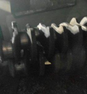 коленвал двигатель 2с тойота