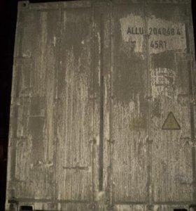 Рефконтейнер ALLU 2040484
