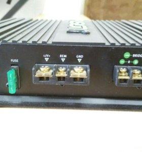 Усилитель FUSION FP-802 и Саб  Boss AUDIO BL 128