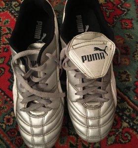 Кроссовки puma duoflex ( футбольные бутсы )