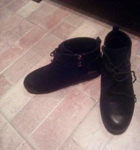 Весенне - осенние ботинки