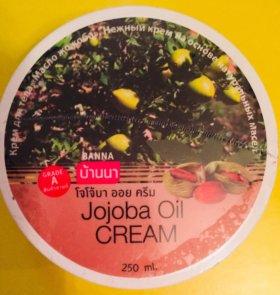 Крем для тела Масло Жожоба 250 гр, Banna Тайланд