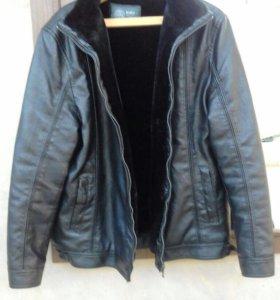 Куртка зимняя 50-52разм торг