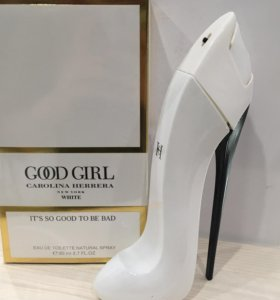 GOOD GIRL Carolina Herrera (white)