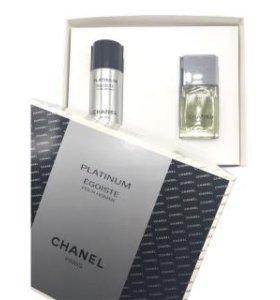 """Подарочный набор Chanel """"Egoiste Platinum"""""""