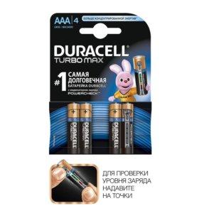 Батарея DURACELL Turbo MAX LR03