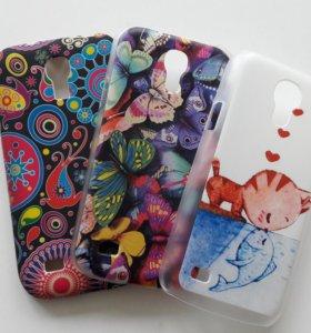 Чехол для телефона Samsung Galaxy S4 mini (duos)