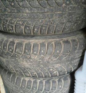 Резина зимняя на дисках