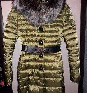 Зимняя куртка б/у