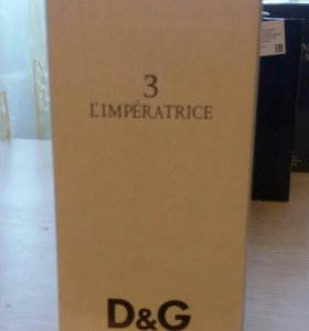 D&G L'imperatrice
