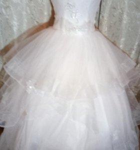 красивре новое свадебное платье