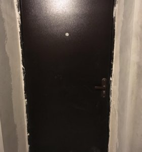 Дверь металлическая 960х2050