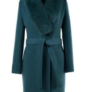 Пальто новое, утепленное
