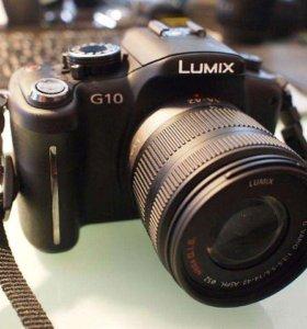 Panasonic Lumix DMC-G10 Kit