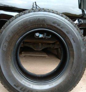 Шины новые Bridgestone R16