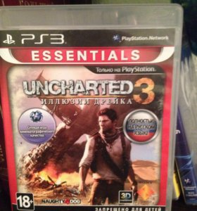 Uncharted 3 PS3