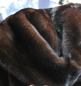 Норковая шуба 42-44-46