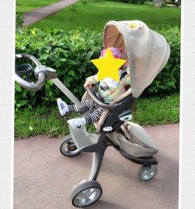 Продается коляска Stokke в хорошем состоянии