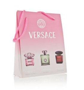 Подарочный набор Versace 3в1