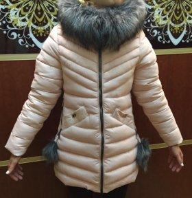 Пальто ( куртка) зимняя