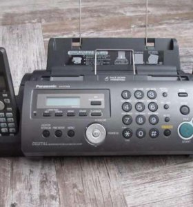 Телефон с факсом и автоответчиком, торг.