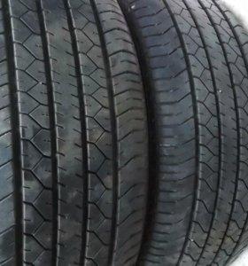 Крутая пара R18 225/50 Dunlop SP Sport из Японии